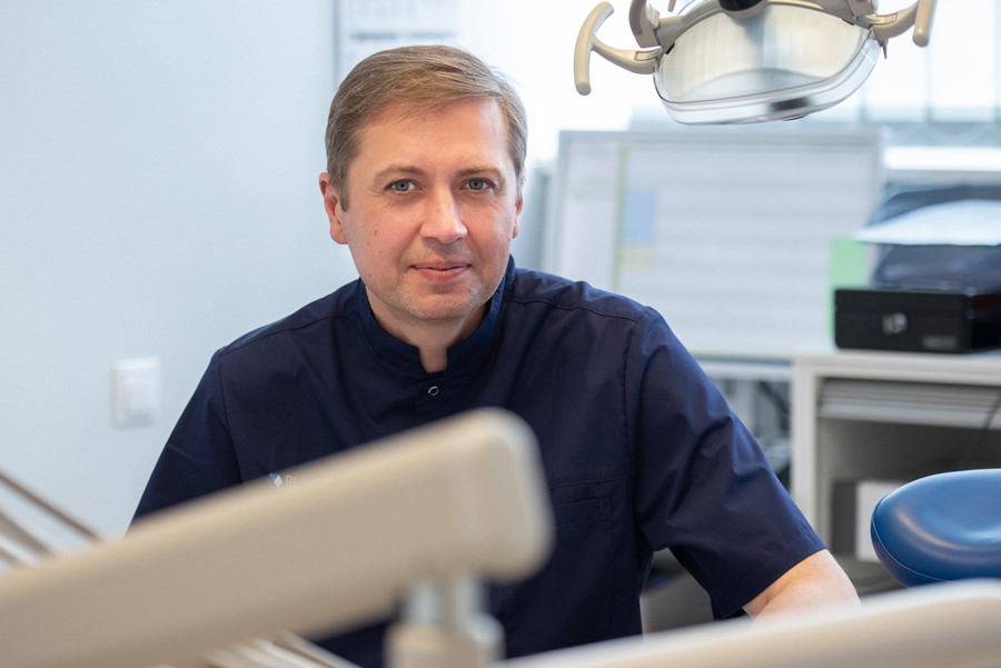 Igor Kudriawcew Hambaarst