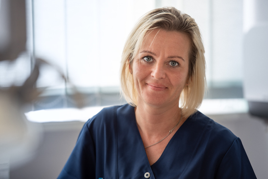 Katrin Kauts Saku hambaravi assistent